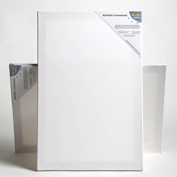 10 ART-STAR Leinwände auf Keilrahmen 24x30 cm