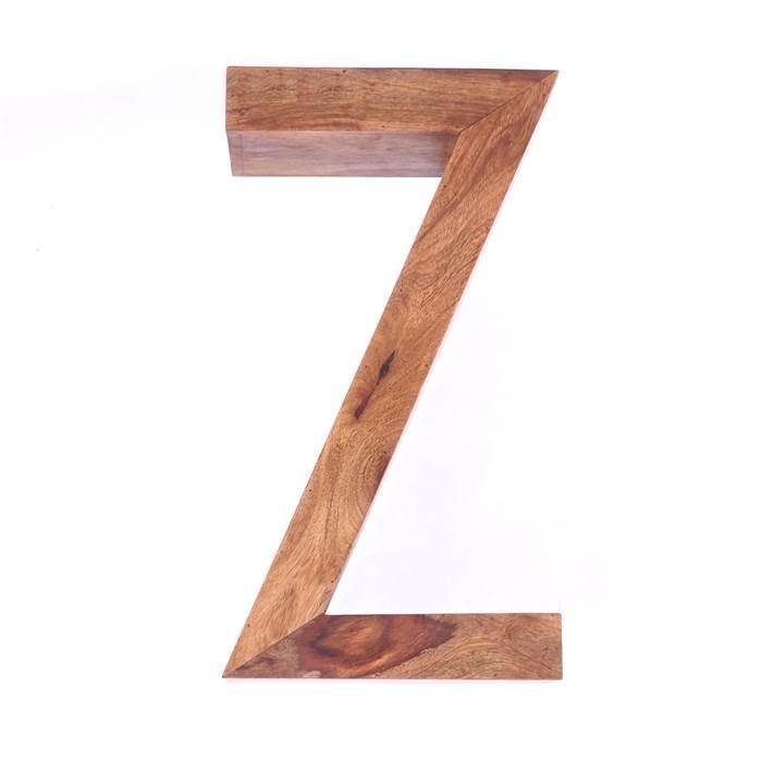 """DESIGN BEISTELLTISCH AUTHENTICO """"Z"""" holztisch retro ..."""