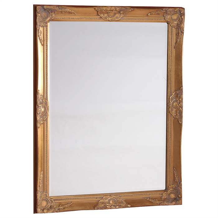 barock rahmen spiegel gold jugendstil wandspiegel antik look spiegel ebay. Black Bedroom Furniture Sets. Home Design Ideas