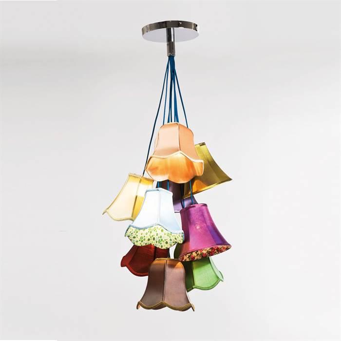deckenleuchte mehrere lampenschirme