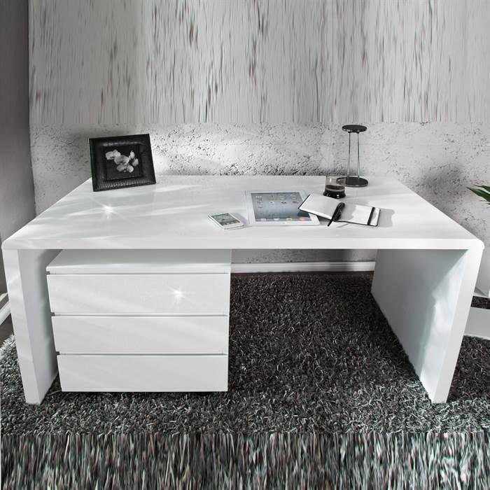 Eckschreibtisch weiß design  Top Schreibtische & Sekretäre online kaufen | xtradefactory