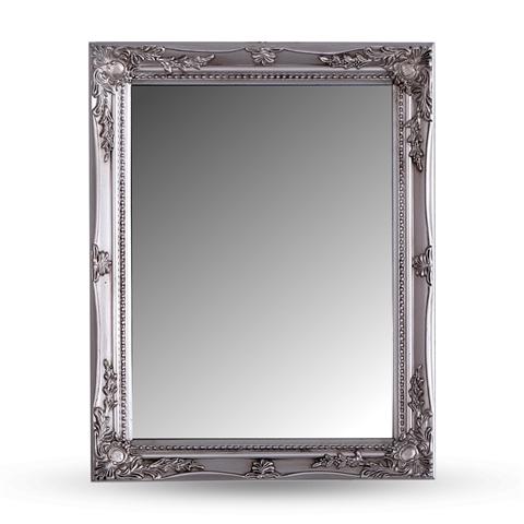 barockrahmen mit spiegel silber spiegel mit prunk bilderrahmen heuchelheim. Black Bedroom Furniture Sets. Home Design Ideas
