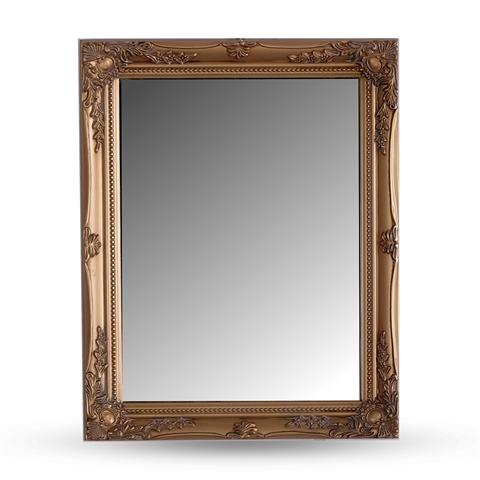 barock facettenspiegel mit rahmen bilderrahmen mit spiegel wandspiegel gold ebay. Black Bedroom Furniture Sets. Home Design Ideas