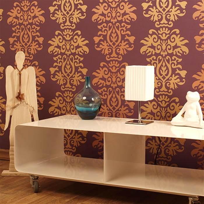 Design lounge tv tisch wagen rollregal couchtisch runden for Couchtisch retro