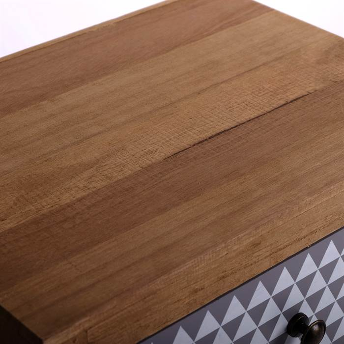 Design bedside table retro multi chest for 12 wide bedside table
