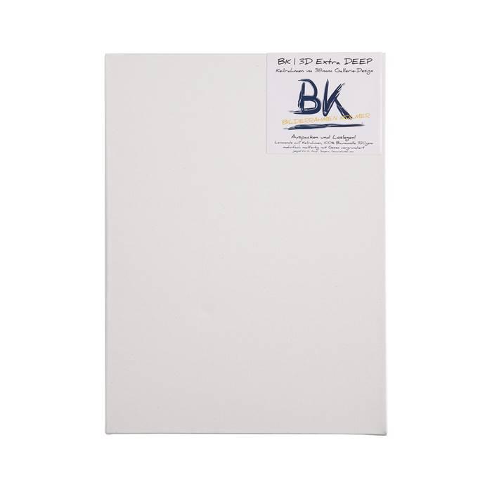 100/% Baumwolle BK BILDERRAHMEN KOLMER 4 B.K DEEP Edge LEINW/ÄNDE AUF KEILRAHMEN 60x120 cm Extra tief malfertig Grund