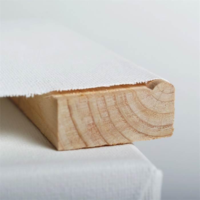 6 Belgique Plus Premium toiles sur châssis30x30 cm100/% coton